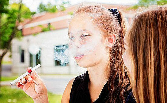 Ohio youths warned about vaping dangers