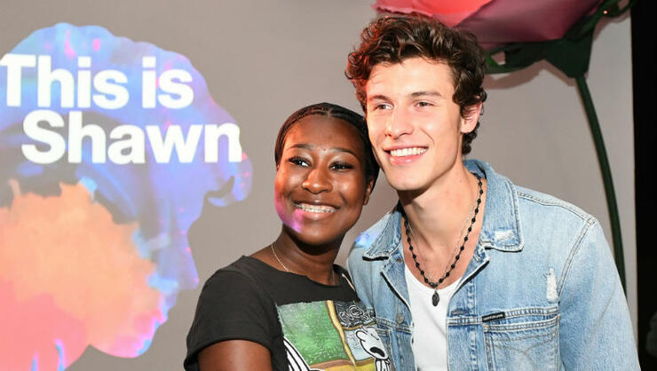 Shawn Mendes' 'This Is Shawn' Pop-Up Shop Opens In NYC: See The Photos   iHeartRadio