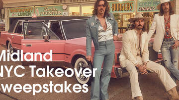 Contest Rules - Midland NYC Takeover Sweepstakes Rules