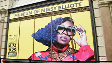 iHeartRadio Spotlight - MTV Celebrates Video Vanguard Recipient Missy Elliott With NYC Museum