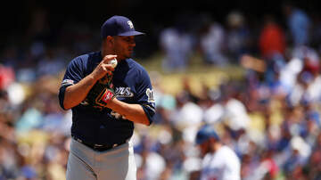 Brewers - Brewers designate Jhoulys Chacin for assignment; send Ben Gamel to minors