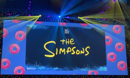 National News - The Simpsons Creator and Cast Offer Sneak Peek at New Season at D23 Expo