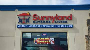 Photos - Sunnyland Outdoor Living Grand Opening in Frisco 8-24-19