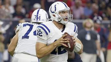 Matt Thomas - Report: Andrew Luck Retiring from the NFL