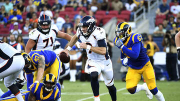 Mike Rice - Rams Get By Broncos, 10-6