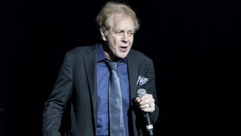 Eddie Money Reveals He Has Stage 4 Esophageal Cancer