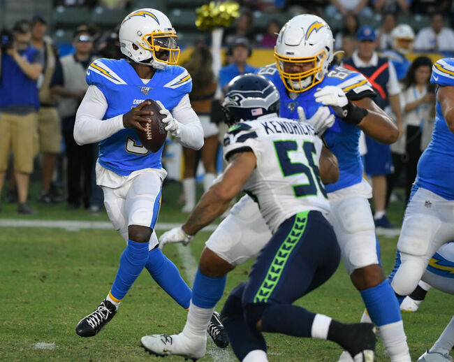 Chargers Lose to Seahawks, Remain Winless in Preseason Play