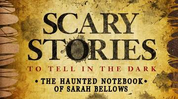 Kyle McMahon Blog - Scary Stories To Tell In the Dark: The Haunted Notebook of Sarah Bellows
