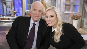 iHeartRadio Music News - Meghan McCain Remembers Late Father John McCain's Death One Year Later
