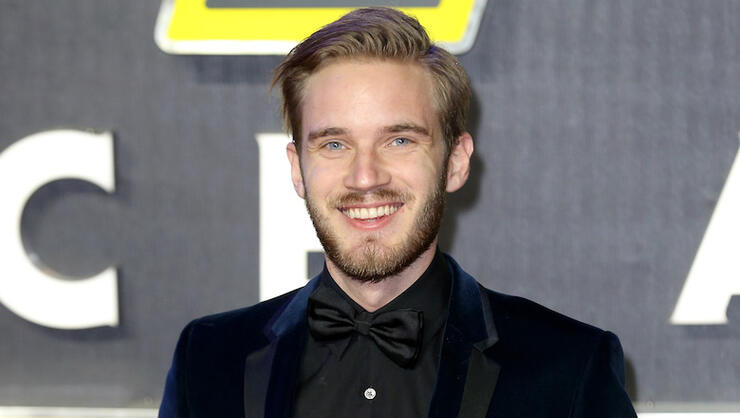 PewDiePie Becomes First Solo YouTuber To Hit 100 Million Subscribers | iHeartRadio