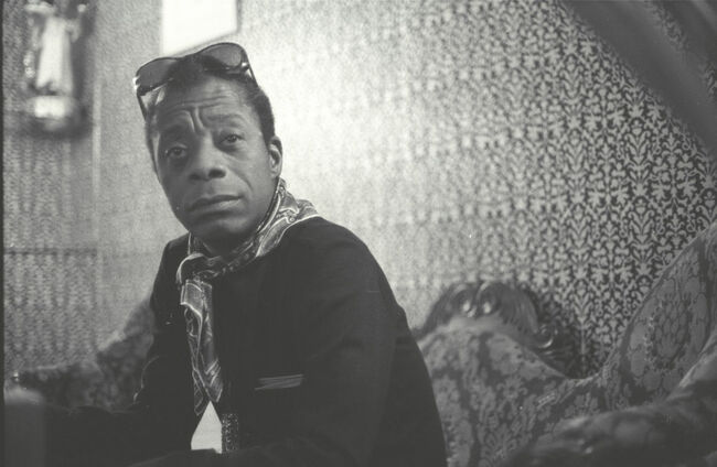 American Writer James Baldwin