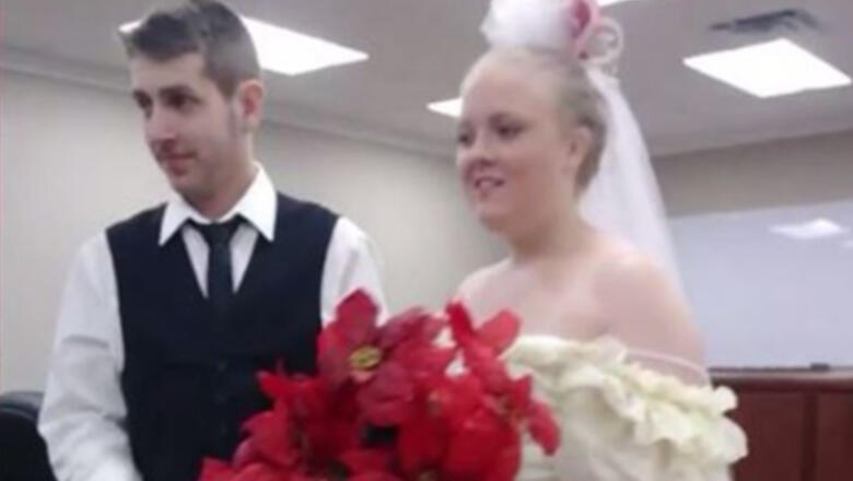 'Childhood Sweethearts' Die In Car Accident Minutes After Getting Married