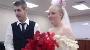 National News - 'Childhood Sweethearts' Die In Car Accident Minutes After Getting Married