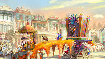 Entertainment News - Disneyland's New Parade 'Magic Happens' To Debut Spring 2020