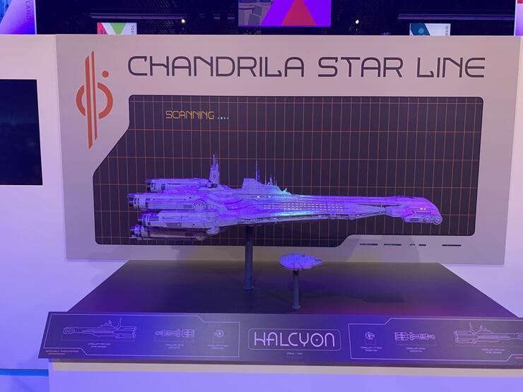 Star Wars themed cruise