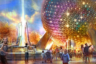 Historic Transformation Of Epcot Underway At Walt Disney World Resort