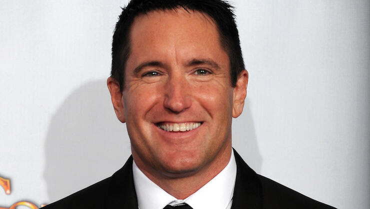 Trent Reznor Wins A Country Music Award For Lil Nas X's 'Old Town Road' | iHeartRadio