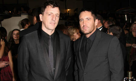 Trending - Nine Inch Nails' Trent Reznor And Atticus Ross Are Scoring A Pixar Movie