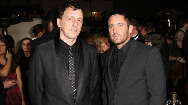 Nine Inch Nails' Trent Reznor And Atticus Ross Are Scoring A Pixar Movie