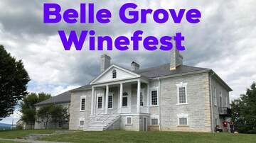 Chris & Rosie - PHOTOS:  Belle Grove Wine Fest 2019