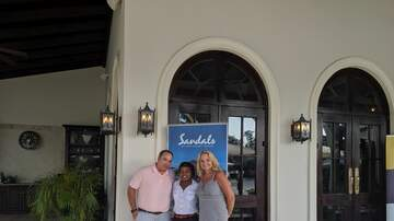 Photos -  Sandals® South Coast With Lora and Matt
