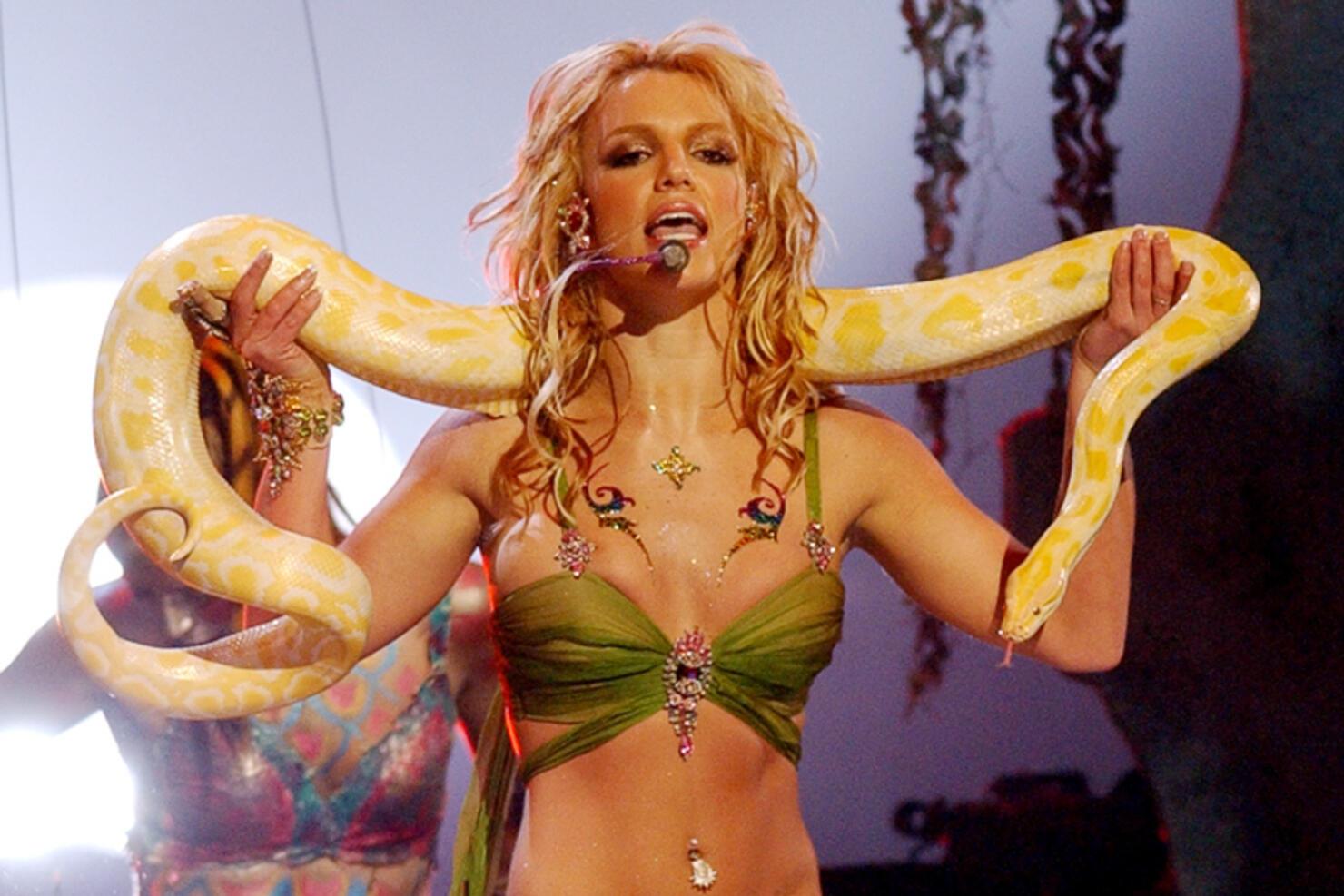 2001 MTV Video Music Awards - Show