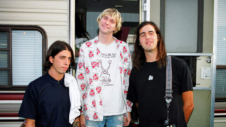 Nirvana & Smashing Pumpkins Once Played 'Crisco Twister' at a Bar in 1991