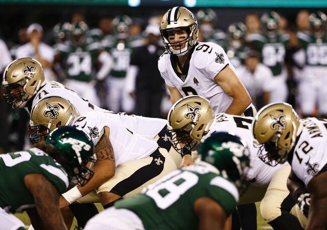 New Orleans Saints v New York Jets