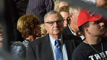 Politics - Ex-Sheriff Joe Arpaio Running for His Old Job After Being Pardoned by Trump