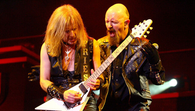 Rob Halford Won't Rule Out K.K. Downing Possibly Returning To Judas Priest
