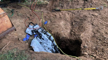 BC - Woman Rescued After Being Trapped In Septic Tank For 3 Days