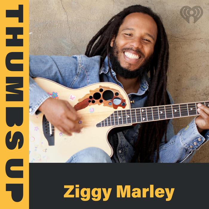 Thumbs Up: Ziggy Marley
