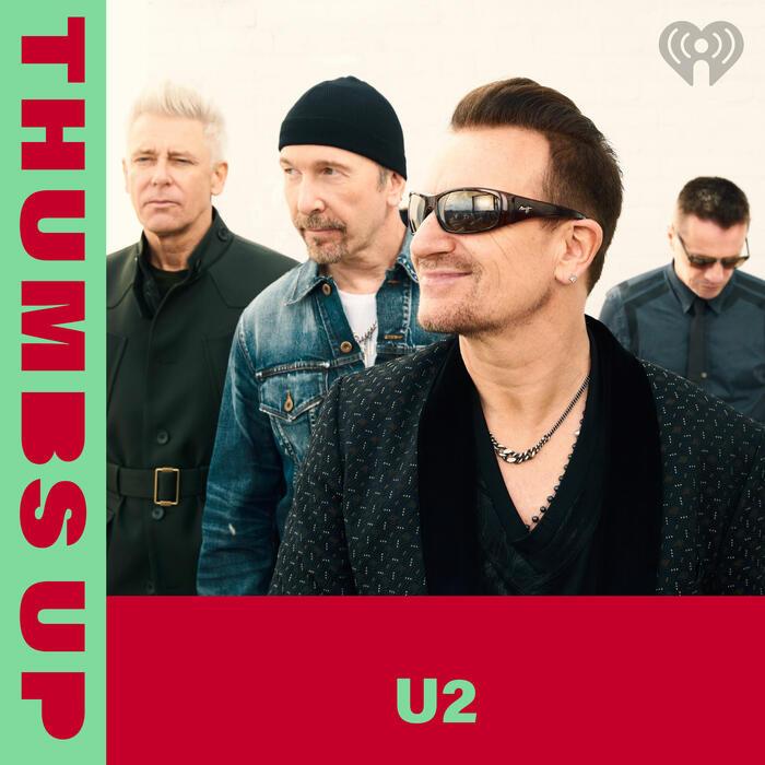 Thumbs Up: U2