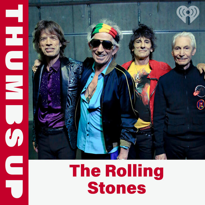 Thumbs Up: The Rolling Stones