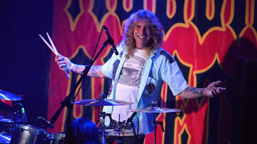 Ken Dashow - Steven Adler's Guns N' Roses Drum Kit From 1988 Is For Sale