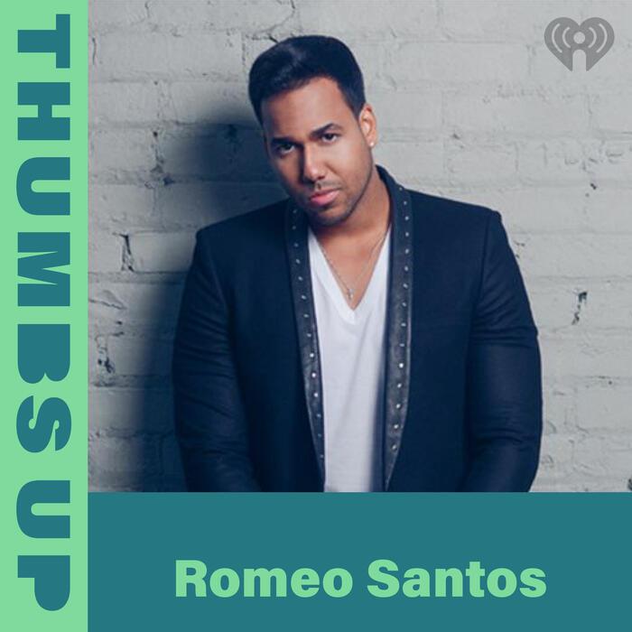 Thumbs Up: Romeo Santos