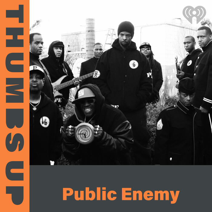 Thumbs Up: Public Enemy