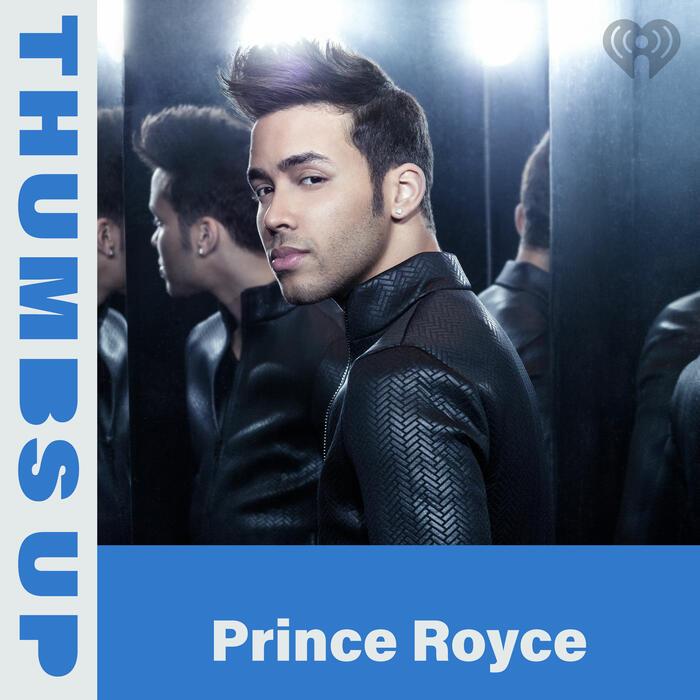Thumbs Up: Prince Royce