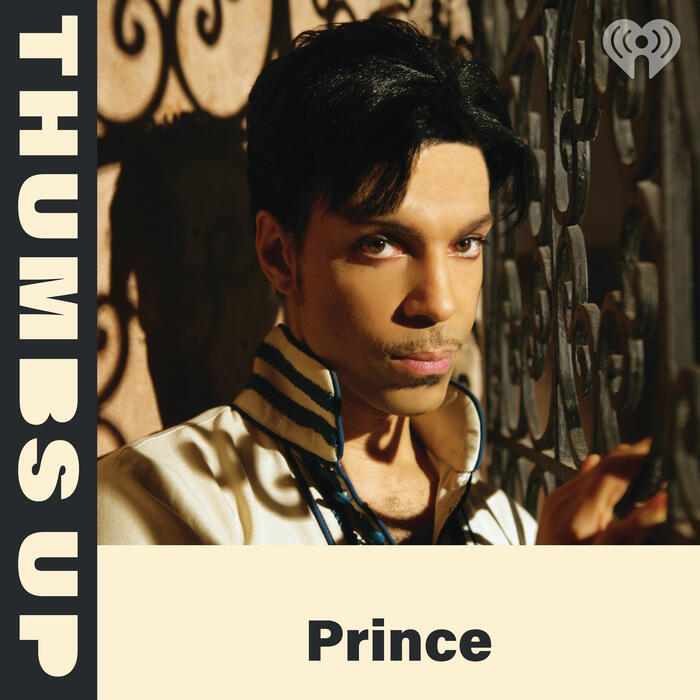 Thumbs Up: Prince
