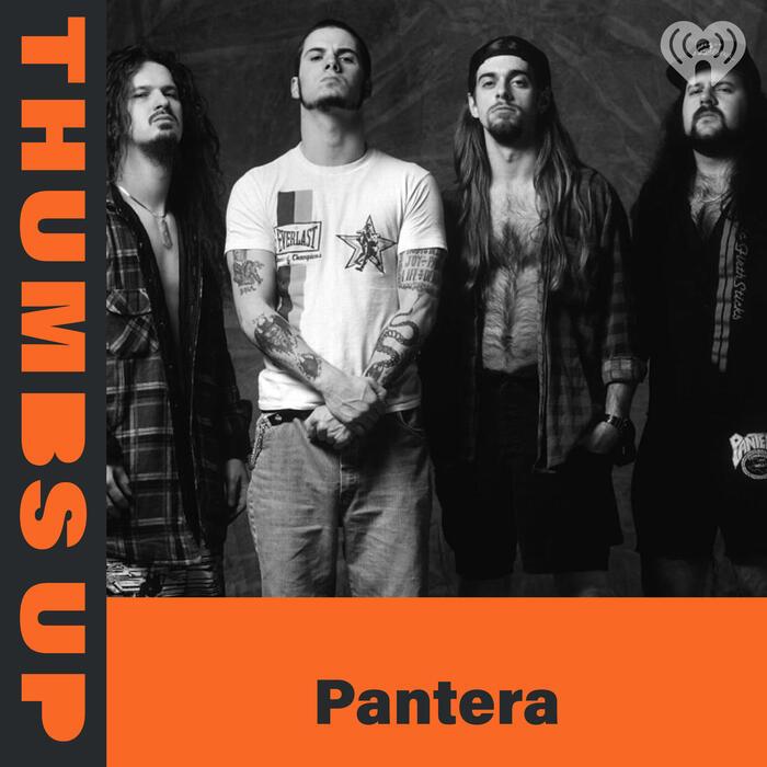 Thumbs Up: Pantera