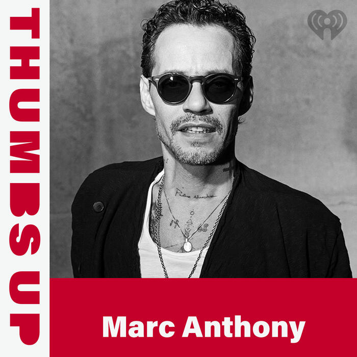 Thumbs Up: Marc Anthony