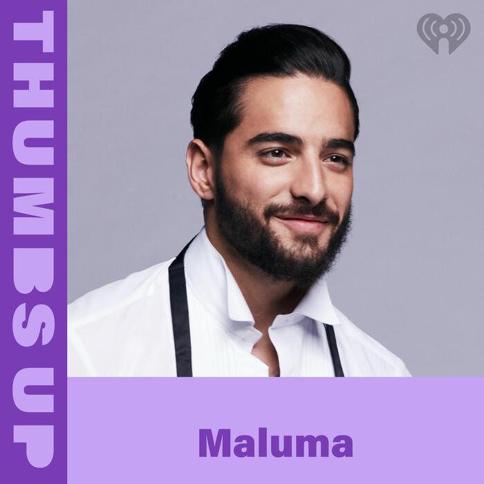 Thumbs Up: Maluma