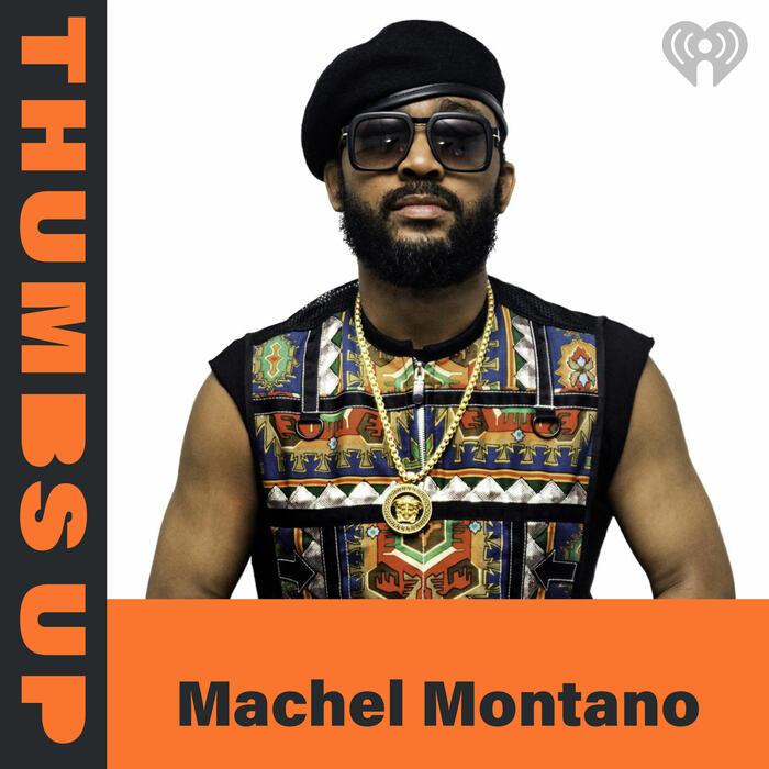 Thumbs Up: Machel Montano