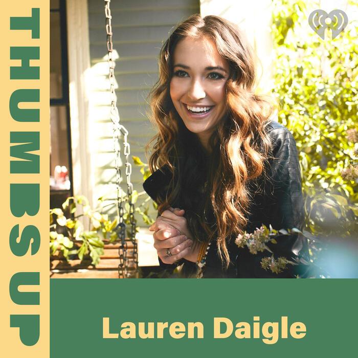 Thumbs Up: Lauren Daigle