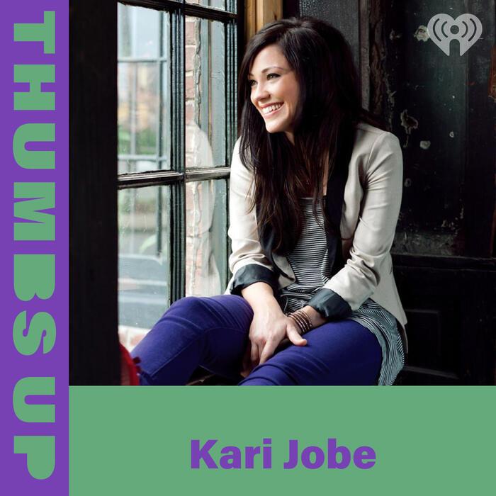 Thumbs Up: Kari Jobe