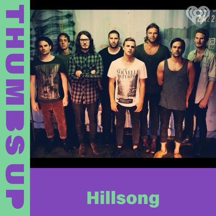 Thumbs Up: Hillsong