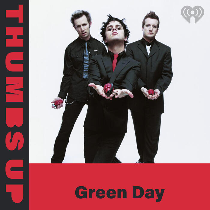 Thumbs Up: Green Day