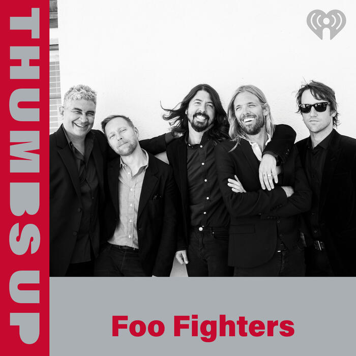 Thumbs Up: Foo Fighters