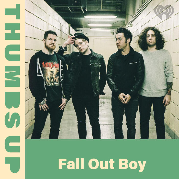 Thumbs Up: Fall Out Boy
