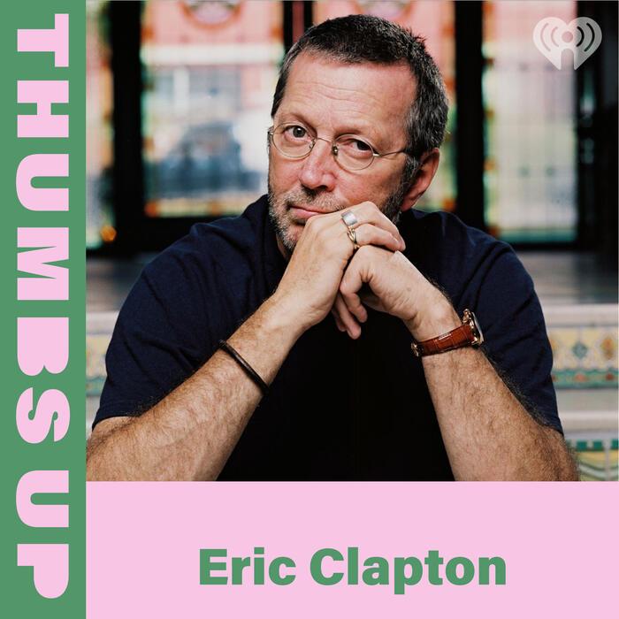 Thumbs Up: Eric Clapton